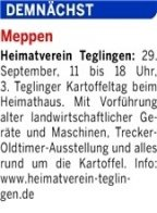 Meppener Tagespost