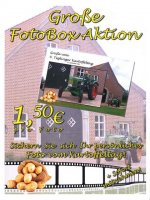 Fotobox Aktion