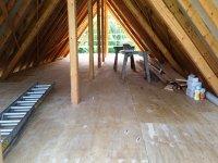 Dachbodenverstärkung 12.05.18