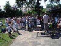 Start in Teglingen Sportplatz