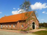 Der Maibaum am Heimathaus Teglingen 2013