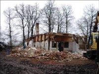 Abbruch Dezember 2006