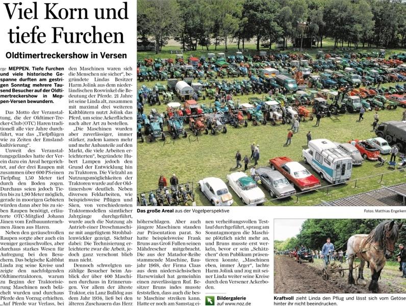 Meppener Tagespost 18. Juni 2012